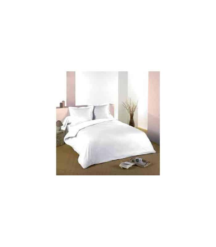housse de couette blanche. Black Bedroom Furniture Sets. Home Design Ideas