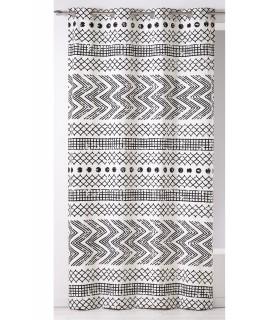 Catalogue rideaux et voilages sur mesure atelierdeladeco for Rideau motif scandinave
