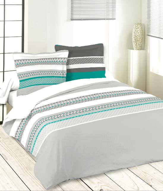 latest housse de couette vintage with housse de couette. Black Bedroom Furniture Sets. Home Design Ideas