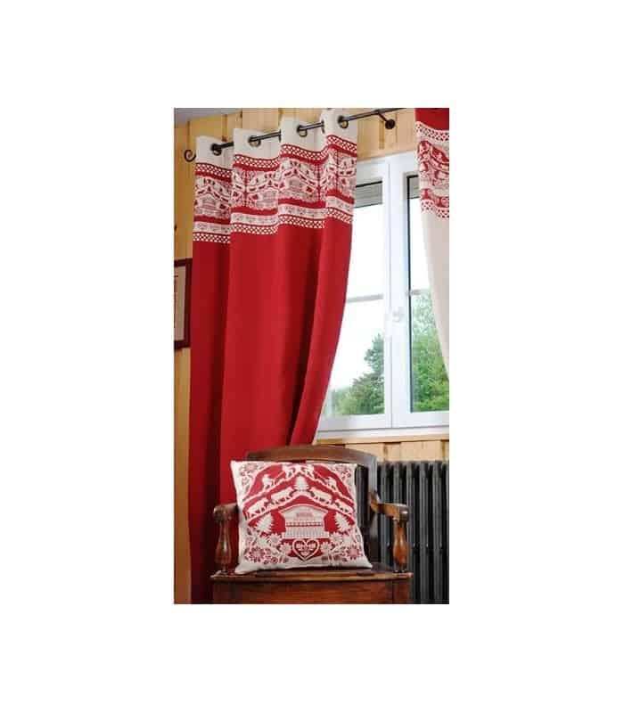 rideau style montagne. Black Bedroom Furniture Sets. Home Design Ideas