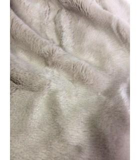 Tissu fourrure marmotte