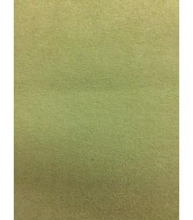 Tissu suèdine jaune
