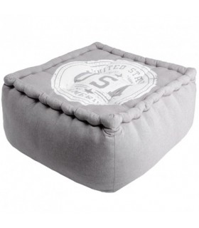 Pouf industriel USA