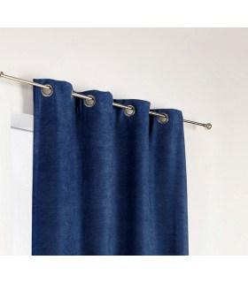 Rideau bleu marine  Uni Phonique, Isolant, Thermique et Occultant