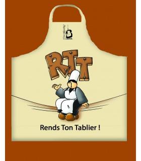 TABLIER R.T.T. - MAM GOUDIG