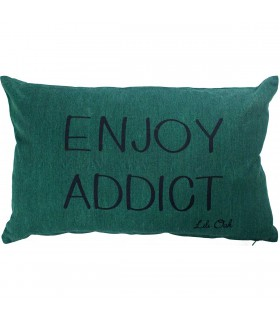 "Coussin déhoussable ""Enjoy"""