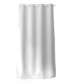 rideau occultant blanc