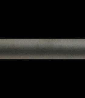 Tube fer forgé Noir