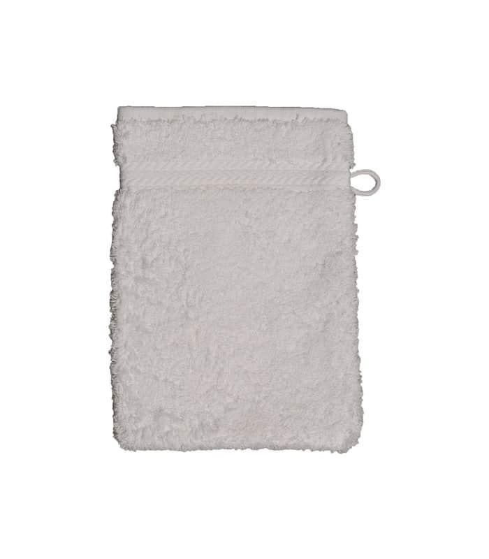 Gant de toilette 16x21 cm couleur Blanc