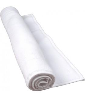Tapis de bain 50x80 cm couleur gris anthracite